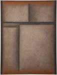 """IANELLI, ARCÂNGELO (1922-2009). """"Sem Título"""", óleo s/ tela, 130  X 100. Assinado e datado (1987) no c.i.d. Acompanha certificado de autenticidade emitido pelo Instituto Ianelli. Reproduzido com foto na capa do catálogo."""