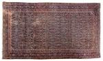 Raro tapete Ferahan Malayer do séc. XIX (assinado e datado 1880), medindo: 7,15 X 3,65 = 26,10m².